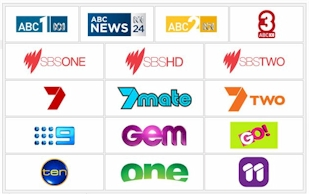 List of Foxtel Channels – TVCL – TV Channel Lists